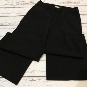 GAP trousers - black size 8